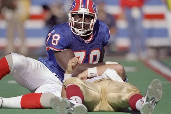 Bruce Smith - Buffalo - Washington - The Boys Are Back blog