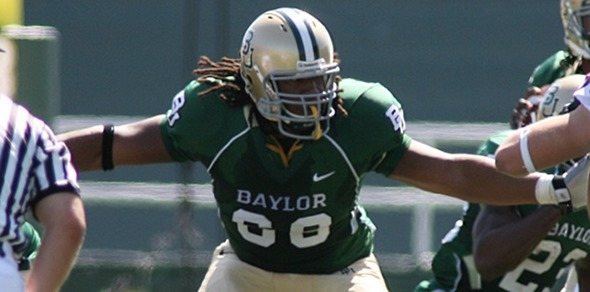 Cyril Richardson - Baylor - The Boys Are Back blog