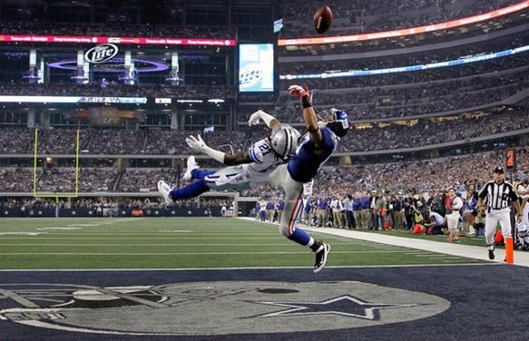 Dallas Cowboys CB Mike Jenkins vs New York Giants - The Boys Are Back blog