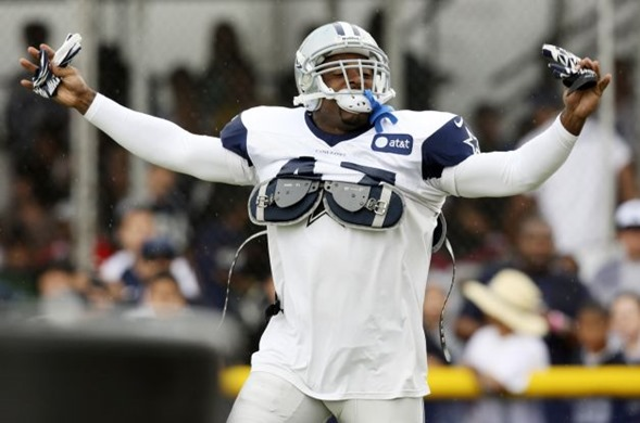 Dallas Cowboys fullback Lawrence Vickers ready for Cleveland Browns - The Boys Are Back blog