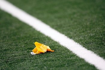 Dallas Cowboys penalty flags - The Boys Are Back blog