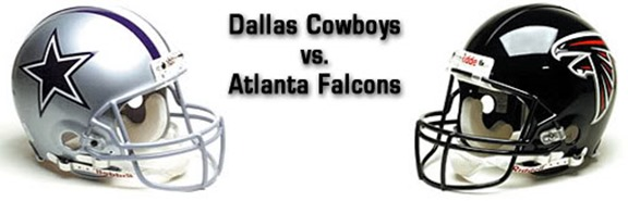 Dallas Cowboys vs. Atlanta Falcons - 2012 - The Boys Are Back blog
