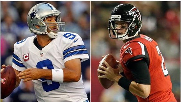 Dallas Cowboys vs. Atlanta Falcons - NBC Sunday Night Football in America - The Boys Are Back blog