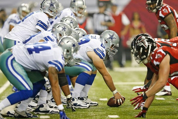 Dallas Cowboys vs Atlanta Falcons - The Boys Are Back blog - Head to Head