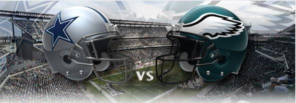 Dallas Cowboys vs. Philadelphia Eagles - NFL 2012-2013 - The Boys Are Back blog