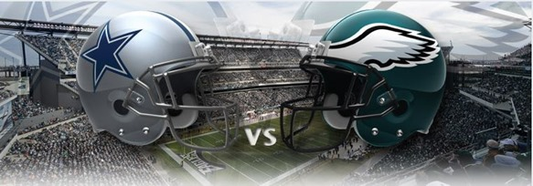 Dallas Cowboys vs. Philadelphia Eagles - NFL 2012-2013 - The Boys Are Back blog