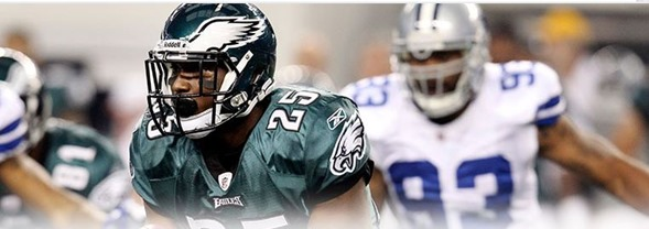 Dallas Cowboys vs. Philadelphia Eagles RB - The Boys Are Back blog