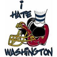 I Hate Washington Redskins - Crush - The Boys Are Back blog