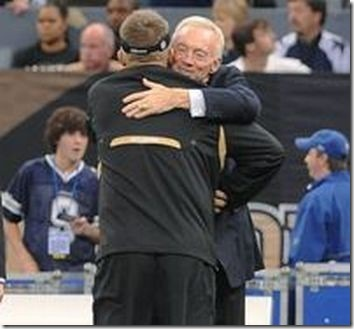 Jerry Jones and Sean Payton - The Boys Are Back blog