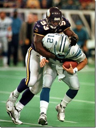 John Randle - Minnesota - Seattle - The Boys Are Back blog