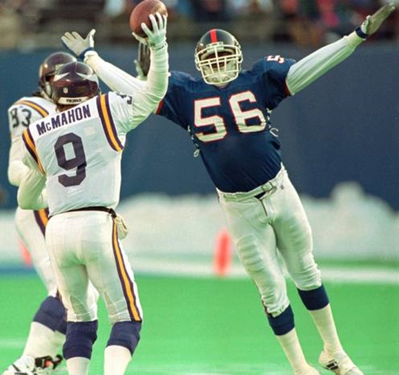 Lawrence Taylor of the New York Giants - The Boys Are Back blog