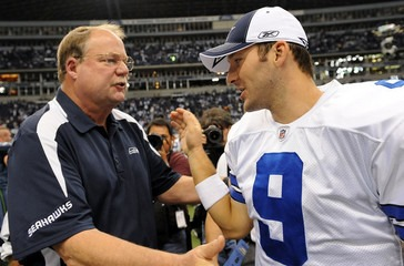 Mike Holmgren Seattle Seahawks vs Dallas Cowboys - The Boys Are Back blog