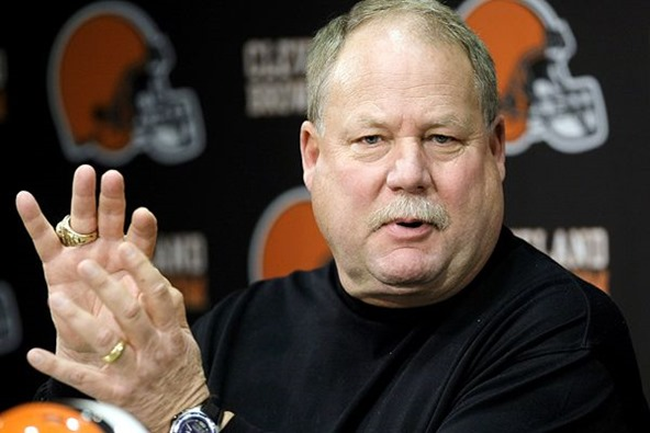 Mike Holmgren visiting Cowboys Stadium and Dallas Cowboys this week - The Boys Are Back blog