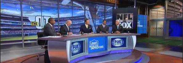 NFL on FOX - The Boys Are Back blog