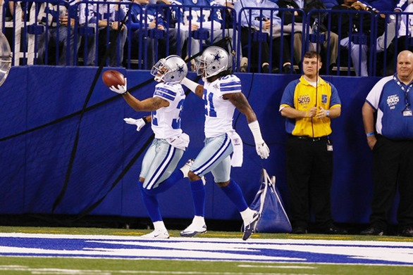 Dallas Cowboys CB Orlando Scandrick - The Boys Are Back blog