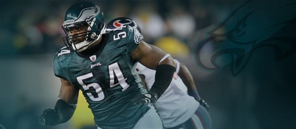 Philadelphia Eagles defensive end Brandon Graham - The Boys Are Back blog