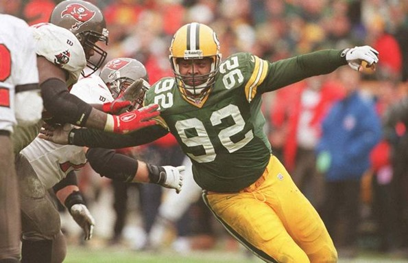 Reggie White - Philadelphia - Green Bay - Carolina - The Boys Are Back blog