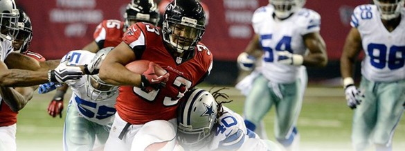 Stopping Themselves - Dallas Cowboys vs. Atlanta Falcons - The Boys Are Back blog