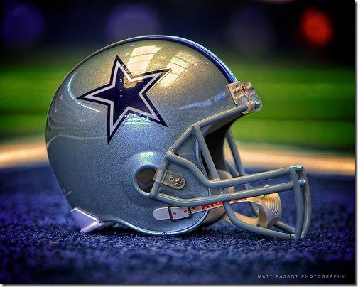 America's Team - Dallas Cowboys helmet 2012 - The Boys Are Back blog