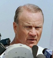 Dallas Cowboys coach Barry Switzer press conference - The Boys Are Back blog