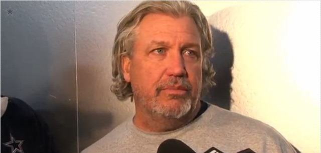 Dallas Cowboys defensive coordinator Rob Ryan - Dallas Cowboys vs Washington Redskins - The Boys Are Back blog