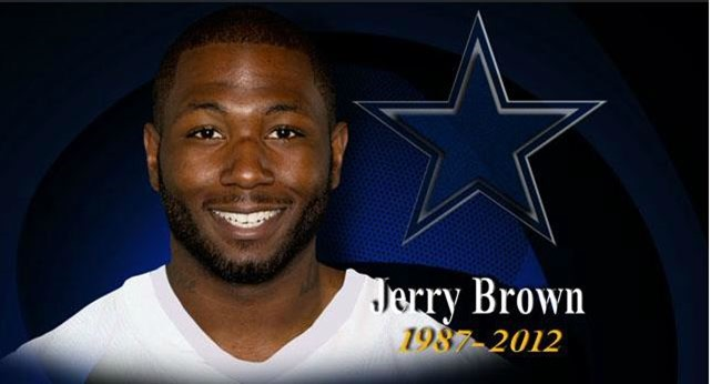 Dallas Cowboys Jerry Brown Jr. 1987-2012 - The Boys Are Back blog