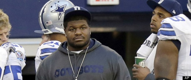 Jerry Jones defends having Josh Brent on sideline despite criticism