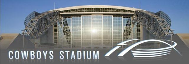 Dallas Cowboys Stadium 2012 - The Boys Are Back blog