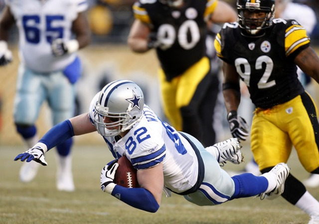 Dallas Cowboys v Pittsburgh Steelers - Jason Witten - The Boys Are Back blog