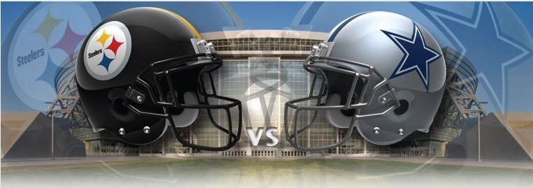 Dallas Cowboys Steelers