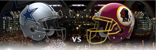 Dallas Cowboys vs. Washington Redskins - NFC East Rivals - The Boys Are Back blog