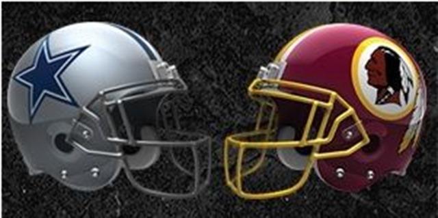 Dallas Cowboys vs Washington Redskins rivalry - The Boys Are Back blog