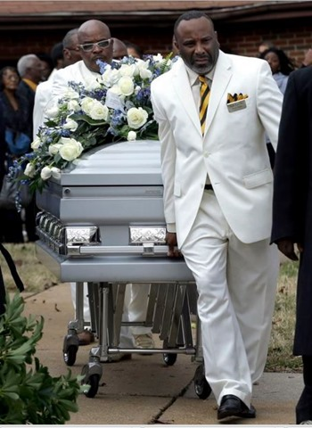 Former Dallas Cowboy Jerry Brown remembered during emotional funeral - The Boys Are Back blog