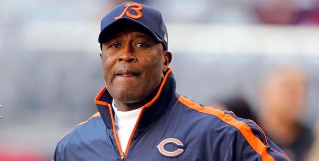 Lovie Smith - Chicago Bears head coach (2004-12) - The Boys Are Back blog