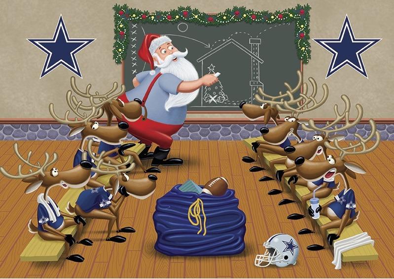 Dallas cowboys christmas the boys are back - Dallas cowboys merry christmas images ...
