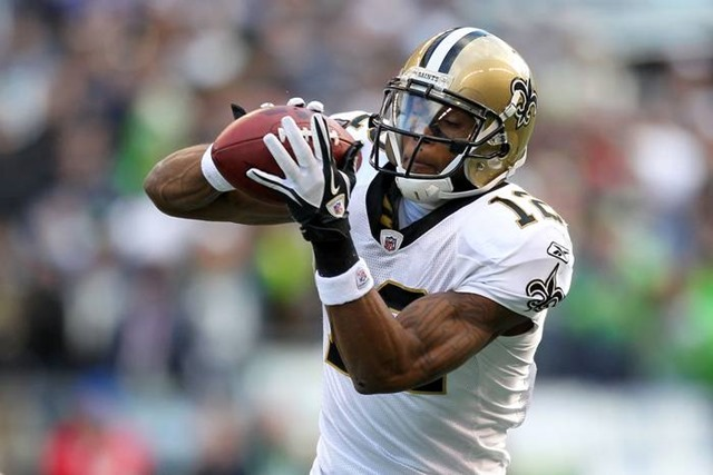Need to know WR Marques Colston - The Boys Are Back blog