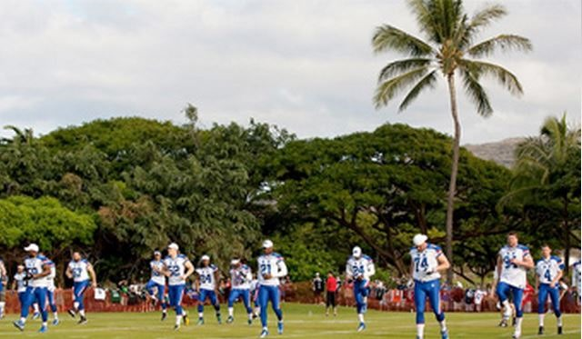 NFL Pro Bowl 2012 - The Boys Are Back blog