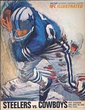 Oct. 30, 1966 – Cowboys 52, Steelers 21 - The Boys Are Back blog