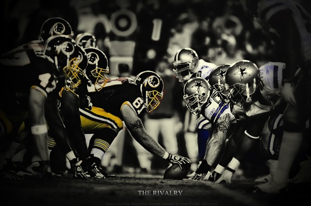 The Rivalry - Washington Redskins vs Dallas Cowboys Rivalry - The Boys Are Back blog