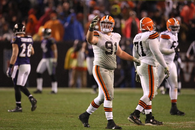 Veteran DT Brian Schaefering signs with Dallas Cowboys - The Boys Are Back blog