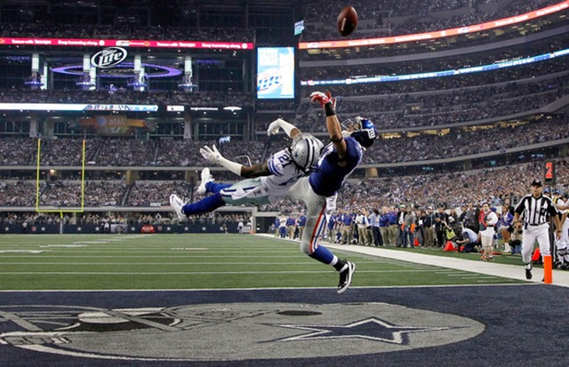 Dallas Cowboys CB Mike Jenkins vs New York Giants - The Boys Are Back blog