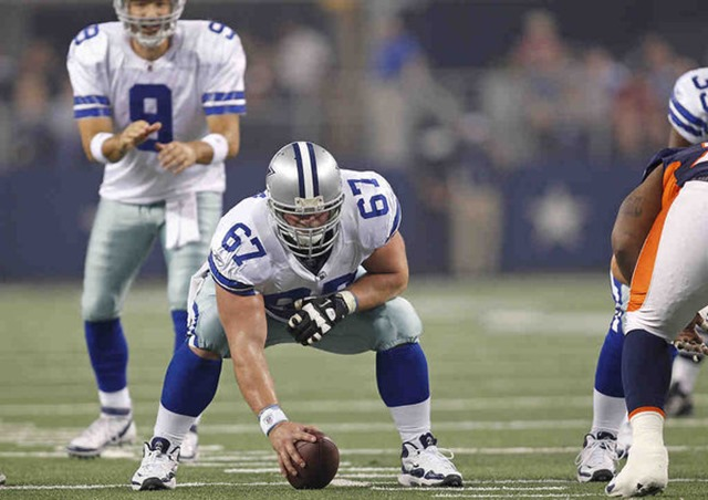 Dallas Cowboys center Phil Costa returns - The Boys Are Back blog