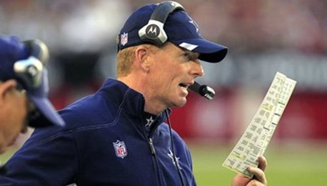 dallas cowboys coach jason garrett calling plays - the boys are back blog
