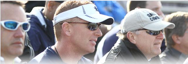 Dallas Cowboys coaches Jason Garrett and Bill Callahan - The Boys Are Back blog