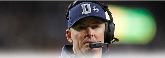 Dallas Cowboys head coach Jason Garrett - 2012-2013 season - The Boys Are Back blog
