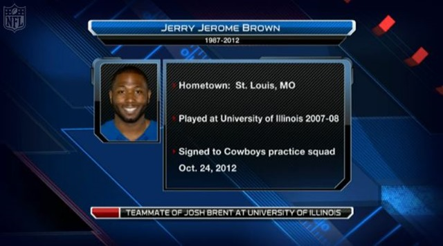 Dallas Cowboys Jerry Jerome Brown Jr. 1987-2012 - The Boys Are Back blog