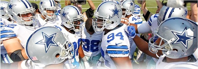 Dallas Cowboys Ware Dez - Pregame speech - The Boys Are Back blog