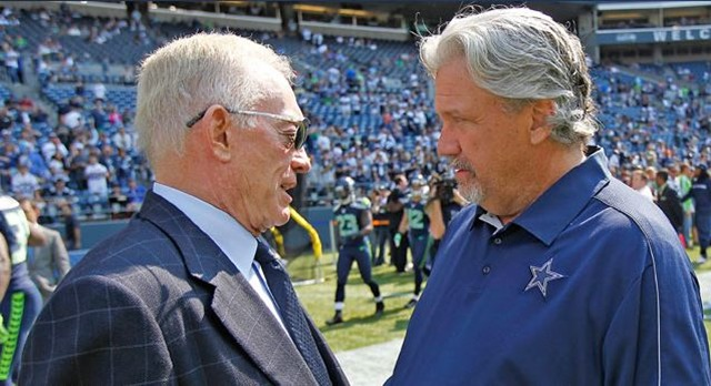 Jerry Jones and Rob Ryan - The Boys Are Back blog