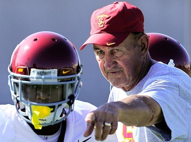 Monte Kiffin resigns at USC, wants to return to NFL - The Boys Are Back blog