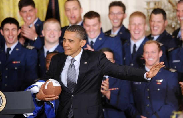 Obama - Football needs to change to lessen concussions - The Boys Are Back blog